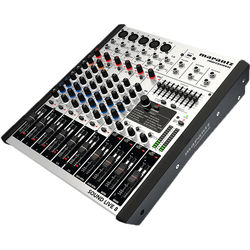 Marantz Professional Sound Live 8 - 8-Channel / 2-Bus Tabletop Mixer with USB