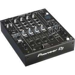 Pioneer DJ DJM-900NXS2 4-Channel Digital Pro-DJ Mixer (Black)