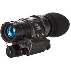 Bering Optics PVS-14BE Elite 1x22 3rd Gen Filmless Manual Gain Night Vision Monocular & Headgear Kit