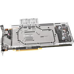 Thermaltake Pacific V-GTX 10 Series Founders Edition Transparent Water Block