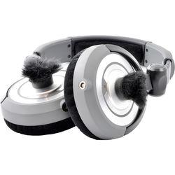MicW Binaural Microphone Headphones for 3D Recording