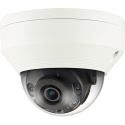 Hanwha Techwin WiseNet Q 4MP Outdoor Vandal-Resistant Network Dome Camera with 2.8mm Lens & Night Vision