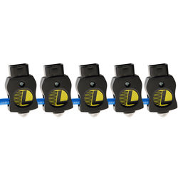 """Lentequip SafeTap Connector with 24"""" Pigtail (5-Pack)"""