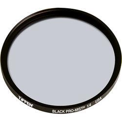 """Tiffen 6"""" Round Black Pro-Mist 1/4 Filter (Unmounted)"""