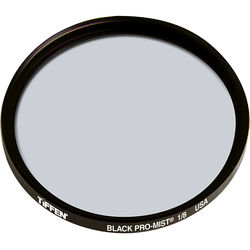 Tiffen 77mm Black Pro-Mist 1/8 Filter