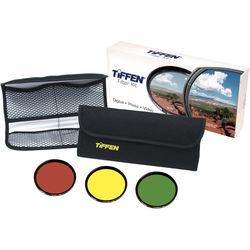 Tiffen 49mm Black & White Three Filter Kit