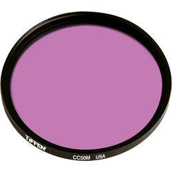 Tiffen 95mm Coarse Thread CC50M Magenta Filter
