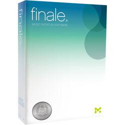 MakeMusic Finale 25 Upgrade - Notation Software (Download)
