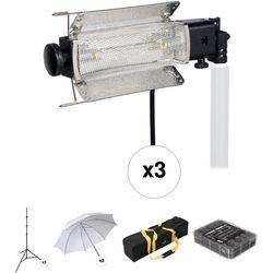 Lowel Tota-Light 3-Light Kit with Bag