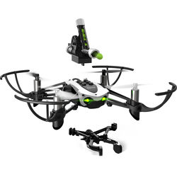 Parrot Minidrone Mambo with Cannon and Grabber Accessories