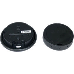 KJB Security Products LawMate Coffee Cup Lid Style DVR with 720p Covert Camera and Audio Support