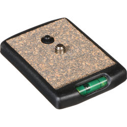 Sunpak Quick Release Plate with Bubble Level