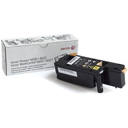 Xerox Yellow Toner Cartridge for Phaser 6022 & Workcentre 6027 Printers