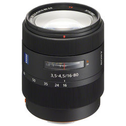 Sony Vario-Sonnar T* DT 16-80mm f/3.5-4.5 ZA Lens