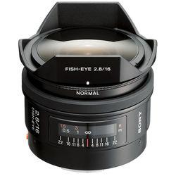 Sony 16mm f/2.8 Fisheye Lens