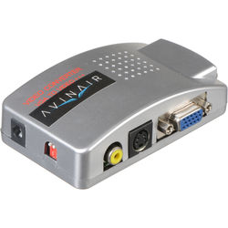 AVInAir Spitfire Pro VGA to Video/PC to TV Converter (Plastic Case)