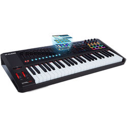 M-Audio CTRL 49 - Keyboard and MIDI Controller with Mackie/HUI Control