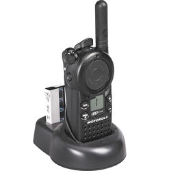 Motorola CLS1110 UHF 1W 1-Channel 2-Way Radio