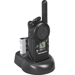 Motorola CLS1410 UHF 1 W 4-Channel 2-Way Radio
