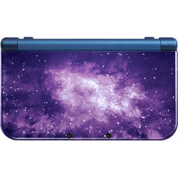 Nintendo 3DS XL Handheld Gaming System (2015 Version, Galaxy Style)