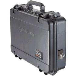 TetherBLOCK Digital ala Cart Laptop Case & Portable Work Station