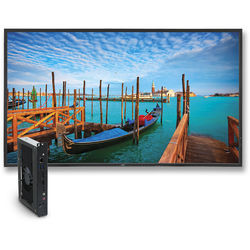 """NEC 55"""" Digital Signage Solution with V552 Display and OPS-APIC-PS Single-Board Computer"""