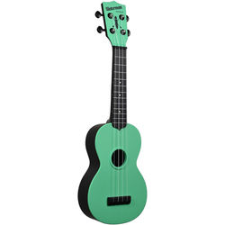 MAKALA MK-SWB-GN Waterman Soprano Ukulele (Sea Foam Green)