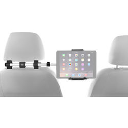 Macally Dual-Position Car Seat Headrest Tablet Mount