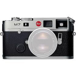 Leica M7 TTL .72 Rangefinder Camera (Silver)