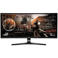 "LG 34UC79G-B 34"" 21:9 Curved 144 Hz FreeSync IPS Monitor"