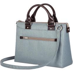 "Moshi Urbana Mini Slim Handbag for Apple 12"" MacBook or 10"" Tablet (Sky Blue)"
