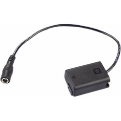 Lanparte FW-50P Battery Dummy for Select Sony Cameras
