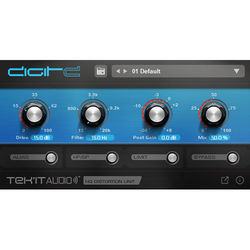 Tek'it Audio DigitD - Distortion Plug-In (Download)