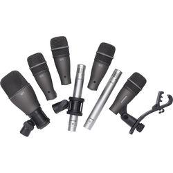 Samson DK707 7-Piece Drum Microphone Kit