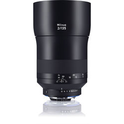 ZEISS Milvus 135mm f/2 ZF.2 Lens for Nikon F