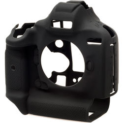 easyCover Silicone Protection Cover for Canon EOS-1D X Mark II (Black)