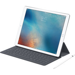 "Apple 9.7"" iPad Pro with Apple Smart Keyboard and Apple Pencil Kit (32GB, Wi-Fi Only, Silver)"