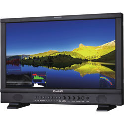 "JVC ProHD 23.8"" Broadcast Studio LED-Backlit LCD Monitor"
