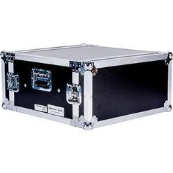 """DeeJay LED 4RU Shock Mount Amplifier Deluxe Case (21"""" Deep)"""