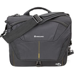Vanguard The ALTA RISE 33 Messenger Bag (Black)