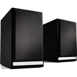 Audioengine HDP6 2-Way Bookshelf Speakers (Pair, Satin Black)