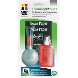 ColorWay Cleaning Kit for Cameras and Camcorders