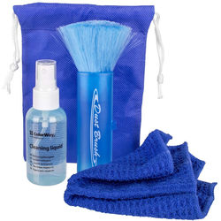 ColorWay Cleaning Kit for Screens (Cleaning Solution, Brush, Cloth & Storage Pouch)