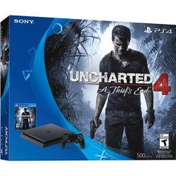 Sony PlayStation 4 Slim Uncharted 4 Bundle