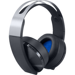 Sony PlayStation 4 Platinum Wireless Headset (Black & Silver)