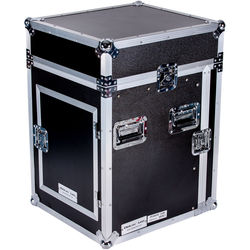 DeeJay LED 10RU Slant Mixer Rack / 10RU Vertical Rack System