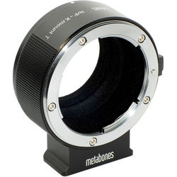 Metabones Canon FD Lens to Fujifilm X-Mount Camera T Adapter (Black)