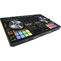 Reloop MIXON 4 DJ Controller for Serato DJ and Algoriddim djay Software