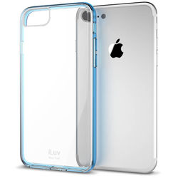 iLuv Vyneer Case for iPhone 7 Plus (Blue)