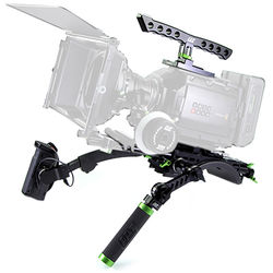 Lanparte Pro Shoulder Kit for Blackmagic URSA Mini